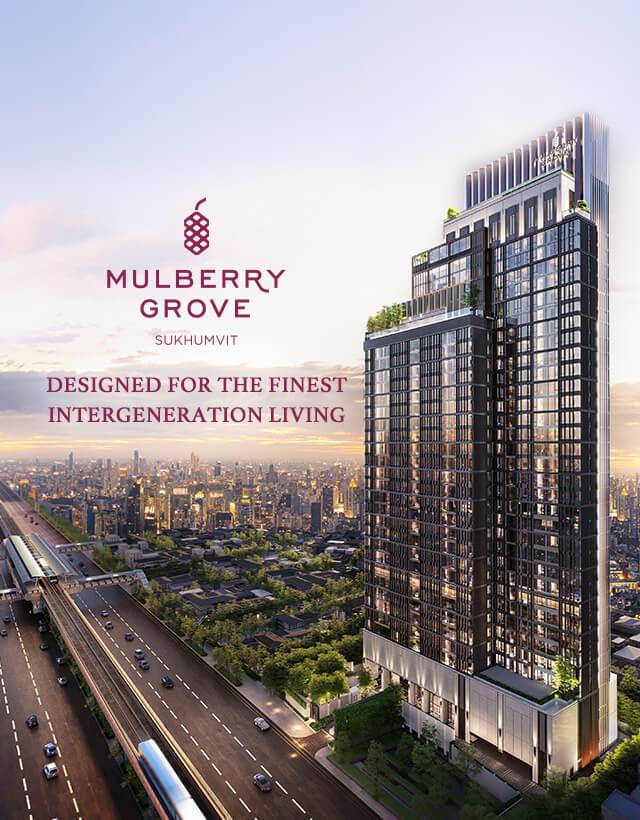 Mulberry Grove Sukhumvit Condo mobile