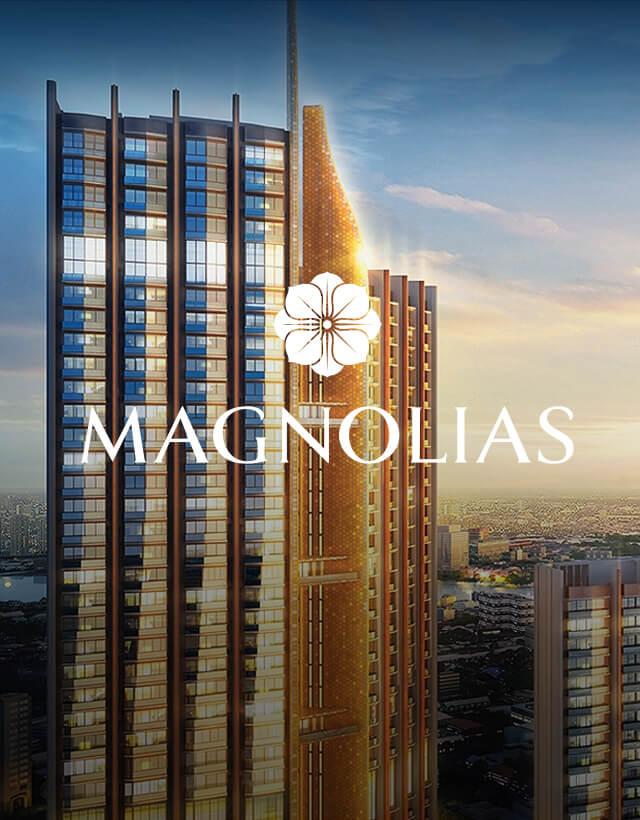 Magnolias mobile