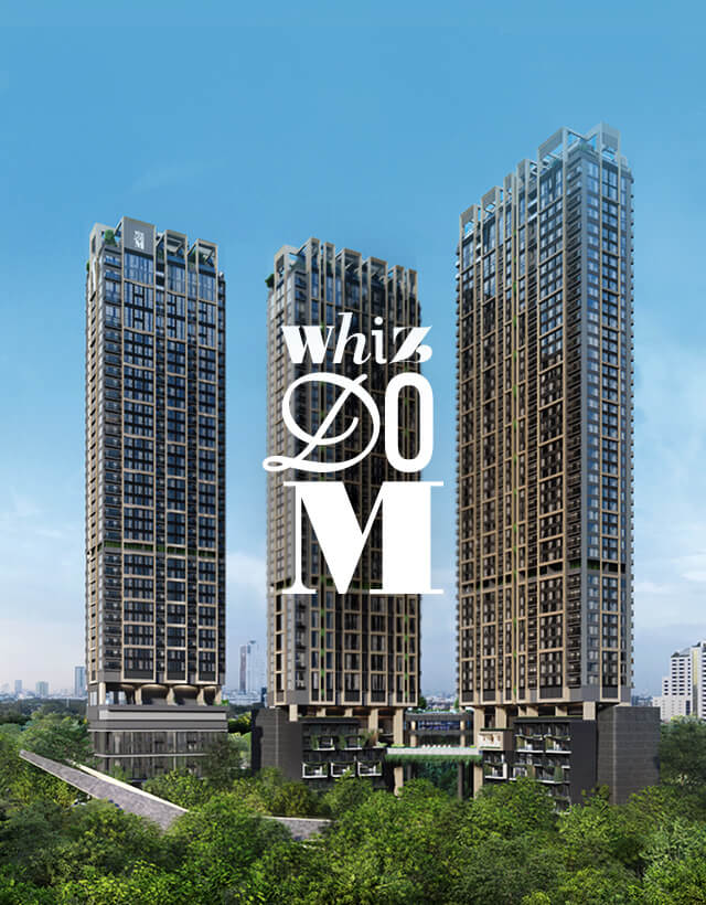 Whizdom condo project hilight mobile
