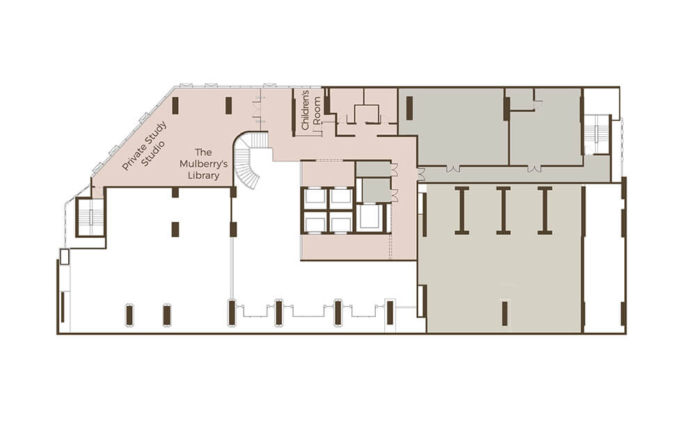 Mulberry Grove Sukhumvit floor plan 2
