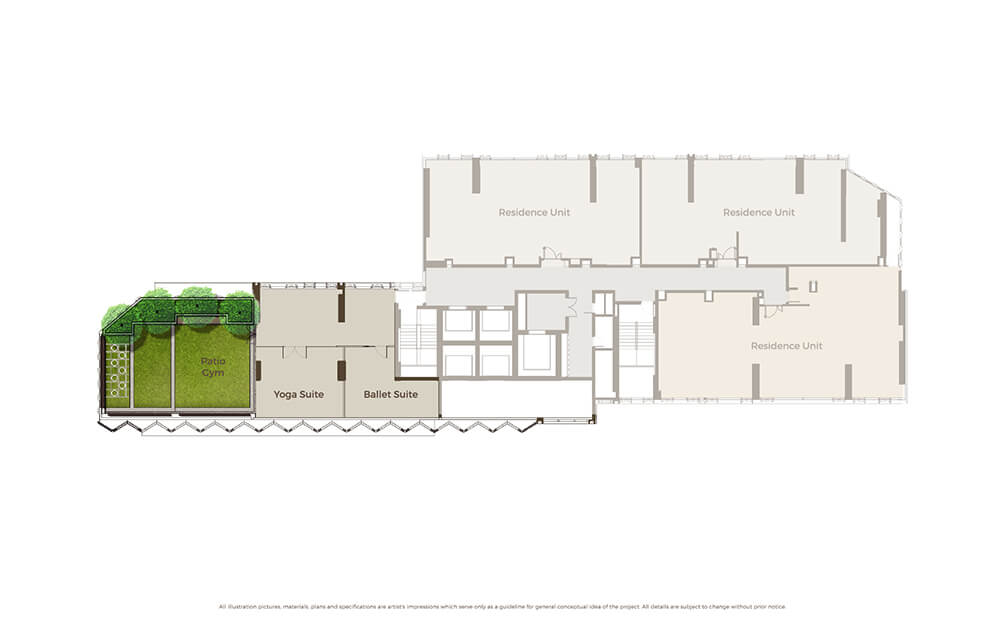 Mulberry Grove Sukhumvit floor plan 33