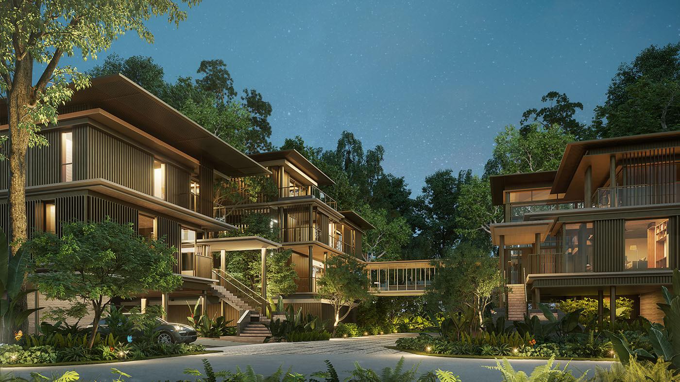 Mulberry Grove Forestias Exterior