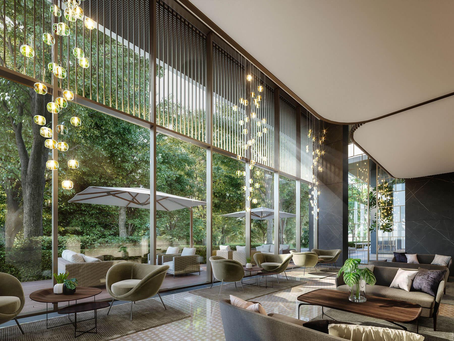 Mulberry Grove Forestias Condo Facilities