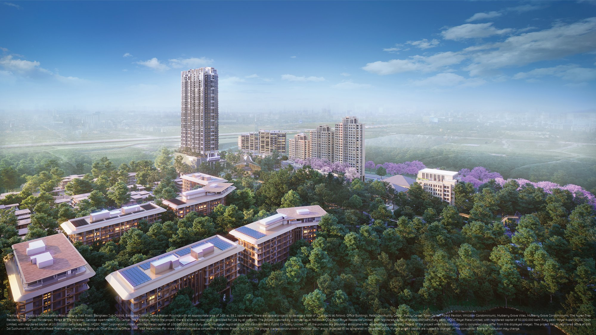 Residential Project near Suvarnabhumi