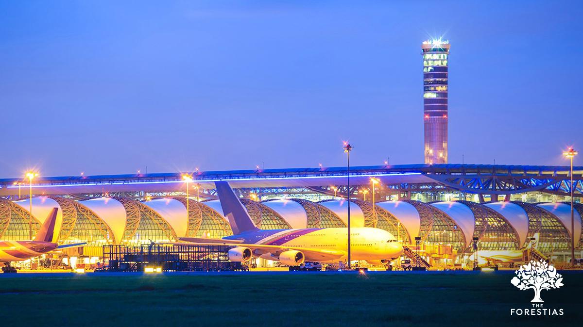 โครงการบ้านใกล้สนามบินสุวรรณภูมิ