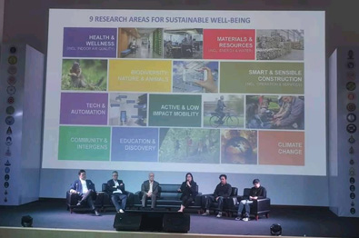 DTGO and RISC experts speak at Sustainable University meeting