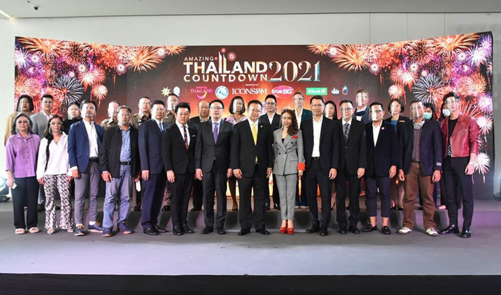 MQDC to Help Bring in New Year at ICONSIAM
